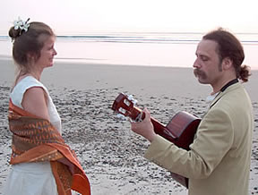 Walter Buckingham Musician is a wedding singer and performer.